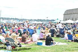 The 2010 Newport Folk Festival