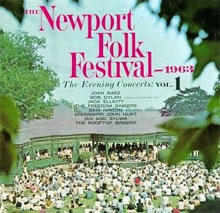 The Newport Folk Festival 1963 album
